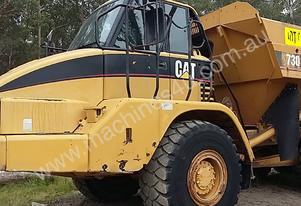 Caterpillar CAT 730 DUMP TRUCK MOST PARTS