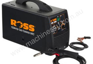 Ross WELDER MIG 150AMP GAS/GALESS