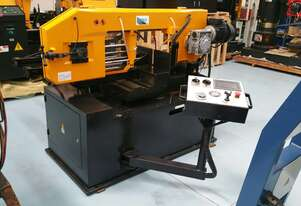 MASTERCUT BS-460GB BAND SAW | AUTOMATIC |  460 X 250MM CAPACITY | DOUBLE MITRE | CNC TOUCH CONTROL