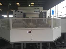 okuma 800h 6 pallet horizontal - picture0' - Click to enlarge