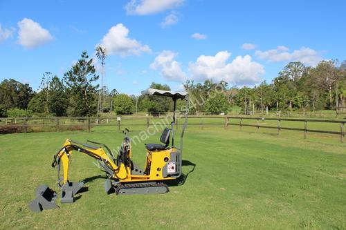 Tiger NEW Mini Digger Ozziquip GOLD COAST