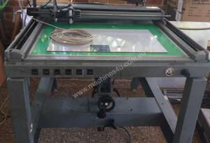 Newing Hall 650 engraving machine with extras