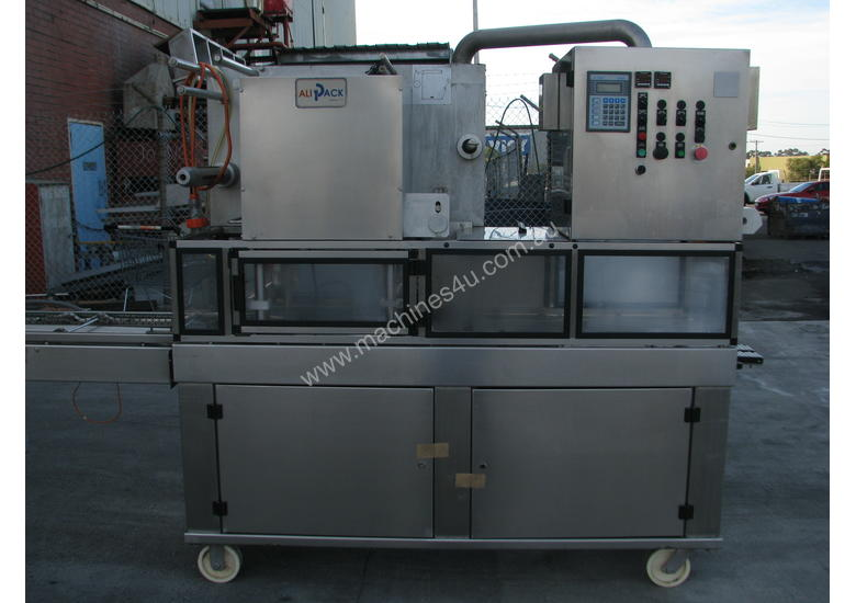 Automatic Thermo Sealing Inline Machine