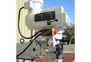 TOPTEC X-6323 *VARAIBLE SPEED TURRET MILL*