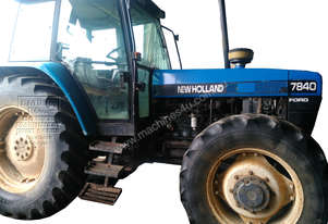 4WD Tractor 100HP New Holland