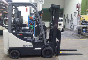 Crown Second Hand Gas Forklift Truck
