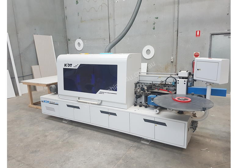 Used 2016 Kdt 365 Contour Edgebander In Listed On