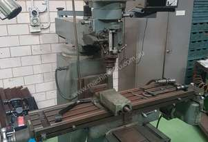 Profit milling machine