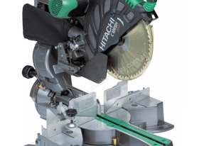Hitachi-Double-Bevel-Compound-Mitre-Saw-306mm