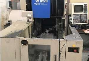 Hitachi Seiki Twin Pallet Vertical Machining Centre