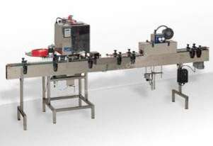 Auto Cap Sealer (s/s) and Shrink Tunnel (Tamper Evident Packaging)