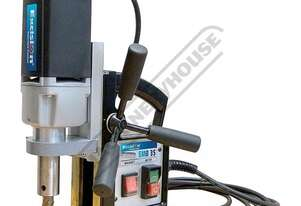 EMB-35 Portable Magnetic Drill  Ø35mm Drill Capacity - Manual Feed