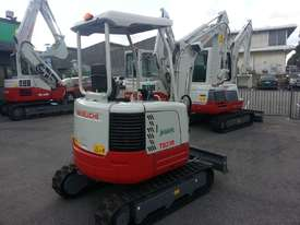 NEW : 2.4T MINI EXCAVATOR FOR SHORT AND LONG TERM DRY HIRE - picture4' - Click to enlarge