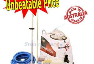 Polivac Terminator Portable Carpet Upholstery Steam Cleaning Carpet Extractor