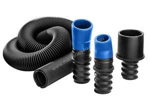 Rockler Dust Right® Universal Small Port Hose Kit
