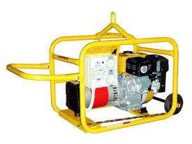 Crommelins 5.3kVA Generator Worksite Approved Petrol  - picture0' - Click to enlarge
