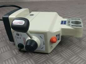 Power Table Feed Horizontal X Axis OPTIMUM V99 Milling Drilling Lathe Machine - picture11' - Click to enlarge