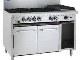 Luus Essentials Series 1200 Wide Oven Ranges - picture2' - Click to enlarge