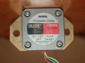 Vexta Stepper MMotor 2phase 0.9/step PX244M-03AA - picture0' - Click to enlarge