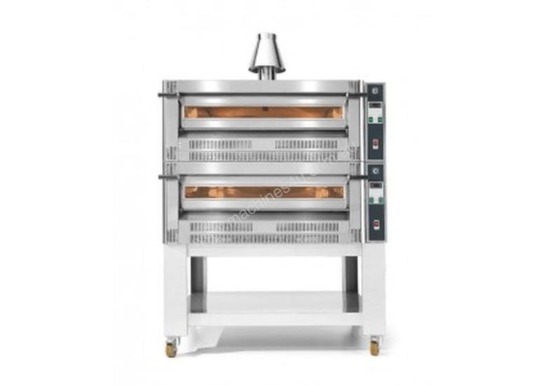 CUPPONE - Superimposable single chamber Gas oven