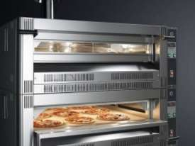 CUPPONE - Superimposable single chamber Gas oven - picture2' - Click to enlarge