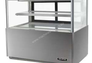 Skipio SB1200-2RD Bakery Display Case