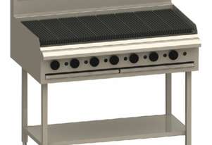 Luus BCH-12C 1200mm Chargrill & Shelf Essentials Series