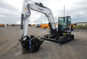 2017 Unused Bobcat E85 Excavator