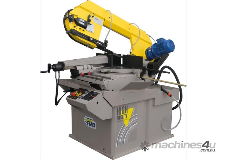 � 300mm Capacity Semi Automatic Bandsaw