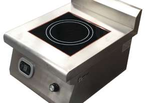 Benchtop Induction Cooker - Flat Top with S/ back