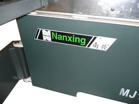 MJ1130B Nanxing Industrial  Panel Saw - picture4' - Click to enlarge