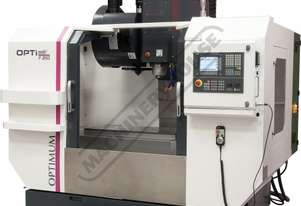 F210TC Opti-Mill Optimum CNC Milling Machine (X) 850mm (Y) 500mm (Z) 600mm