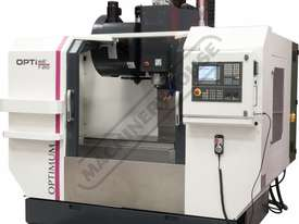 F210TC OPTi-Mill Optimum CNC Milling Machine (X) 850mm (Y) 500mm (Z) 600mm - picture0' - Click to enlarge