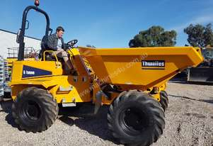 NEW THWAITES 6T ARTICULATED SWIVEL DUMPER