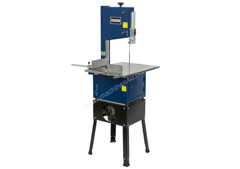 Band Saw MEAT 250MM 10 3 4PH WITH GRINDER NVR SWITCH 10-308 RIKON