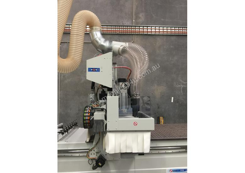 Complete business solution - CNC + Edgebander + Dust extractor