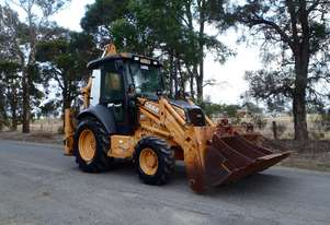 Case 590SR Backhoe Loader Loader
