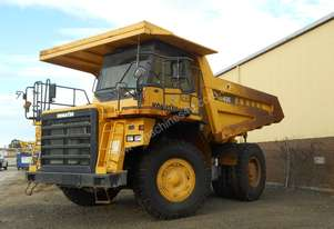Komatsu HD405-7 Rigid Off Highway Truck