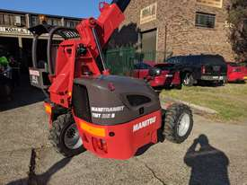 NEW MANITOU TRUCK MOUNTED FORKLIFT - picture1' - Click to enlarge
