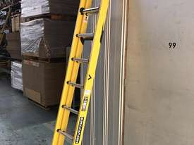 Branach Fiberglass Extension Ladder 2.7 / 3.9 Meter FED 4.0 Power Master - picture2' - Click to enlarge