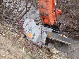 PML/HY Excavator Mulcher Suitable for underbrush, grass and bushes - picture2' - Click to enlarge
