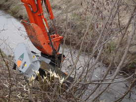 PML/HY Excavator Mulcher Suitable for underbrush, grass and bushes - picture3' - Click to enlarge