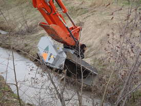 PML/HY Excavator Mulcher Suitable for underbrush, grass and bushes - picture4' - Click to enlarge