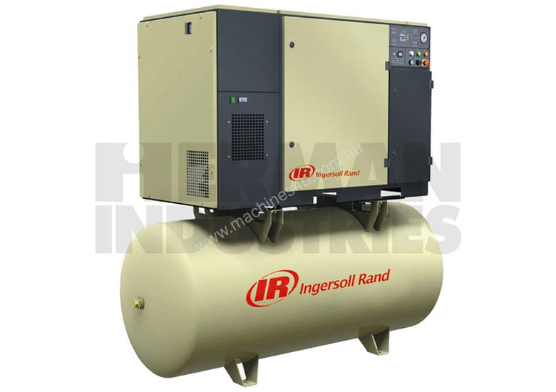 ***ONLY ONE LEFT*** Ingersoll Rand UP5/11 Rotary Screw Compressors