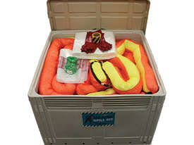 Marine Spill Kit. 855L absorbent capacity - picture0' - Click to enlarge