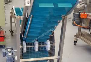 CanPack Machinery Inclined conveyor