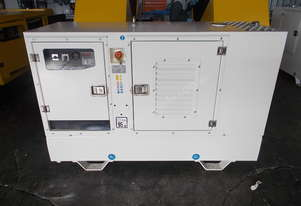 13KVA - DIESEL GENERATOR - DEUTZ OIL COOLED CANOPY -BUILT IN ITALY