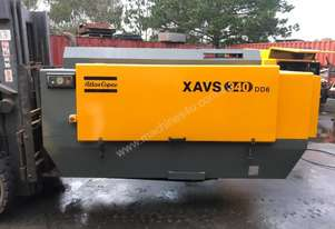 Atlas Copco Compressor, high pressure