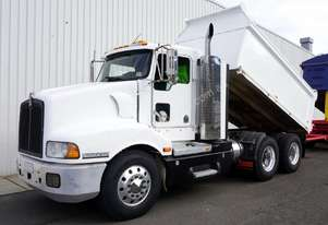 2005 Kenworth T401 Bisalloy Tipper