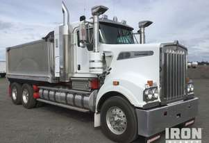 2011 Kenworth T909 6x4 Tipper Truck